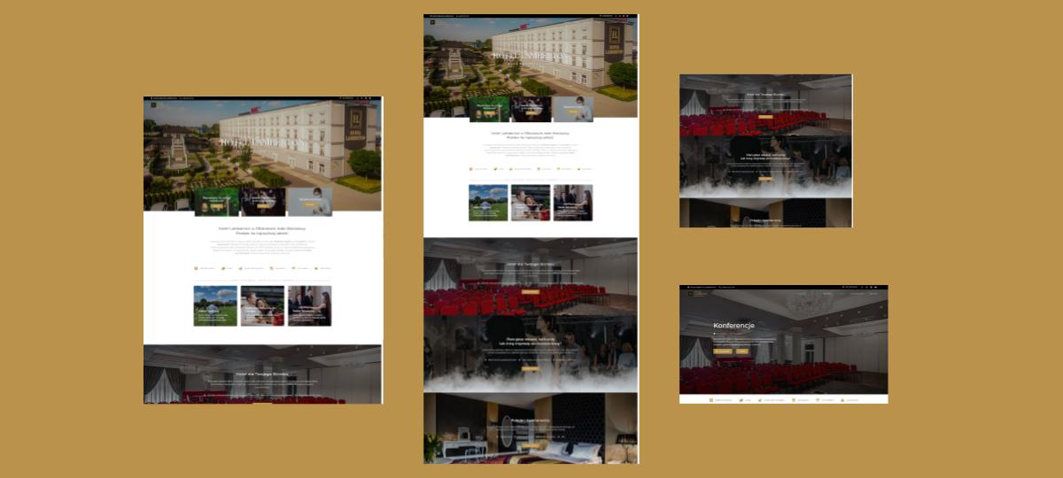 Hotel Lamberton - Realizacja 1